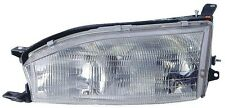 1992-1994 Toyota Camry USA Built New Left/Driver Side Headlight Assembly