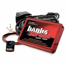 Banks 63887 Six-Gun Tuner w/Switch for 2007.5-2010 Chevy & GMC 6.6L Duramax LMM