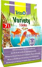 Tetra 169920 Pond Variety Sticks 7 Litre 1020g