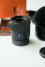 SONY ZEISS FE 55mm F1.8 ZA SEL55F18Z - ALMOST MINT - 1 YEAR ADDITIONAL GUARANTEE