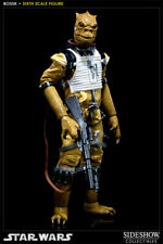 Bossk Sixth Scale 1/6 Figure by Sideshow Collectibles