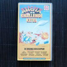 ASTERIX EN DE KNALLENDE KETEL  - VHS