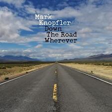 MARK KNOPFLER - DOWN THE ROAD WHEREVER  (DELUXE EDITION )   CD NEU