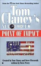 NEW - Point of Impact (Tom Clancy's Net Force, Book 5) by Steve Perry