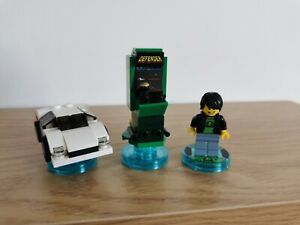 LEGO DIMENSIONS - Midway Arcade - Level Pack - 71235 - SPARES OR REPAIRS