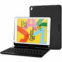 ProCase iPad 10.2 2019 Keyboard Case (7th Generation) with Backlight, 170 Degree