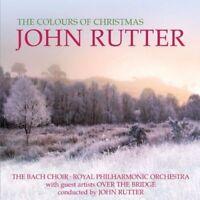 John Rutter - The Couleurs De Noël Neuf CD