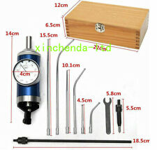 Coaxial Centering Indicator Co-Ax Precision Milling Machine Test Dial + Stylus