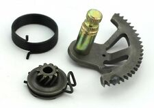 Side Cover Kick start Start Sleeve + Gear + Spring  Shaft 50cc 50 CC ktm shaft