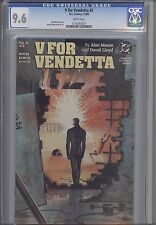 V for Vendetta #3  CGC 9.6 1988   DC Comic: