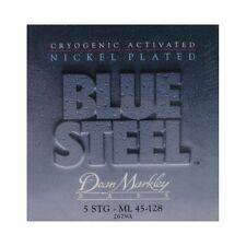 Cordes Dean Markley nickel pour guitare et basse