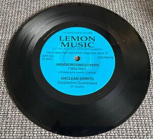Underground Lovers / Unclean Spirits / The Wendels / Swirl Original Vinyl Record
