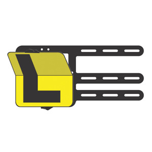 Learner Plates- Clip Plate for the Learner Drivers