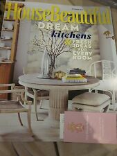 HOUSE BEAUTIFUL OCTOBER 2015 DREAM KITCHENS FRESH IDEAS FOR EVERY ROOM BRAND NEW