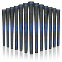 13 x Champkey Traction-X Rubber Golf Grips (Free 15 Tapes Included)