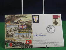 Vintage Operation Crusader 18 November 1941 - 17 January 1942 Signed FDC D005