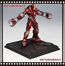 Iron Man 3 Dragon Models Battlefield Collection Mark 35 Costume 8 cm diorama * NEUF *