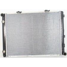 For 190E 84-93, Radiator, Factory Finish, Plastic