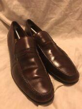 Vintage Allen Edmonds Ravenna Burgundy Loafers 13