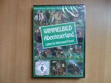 (PC) - WIMMELBILD: ABENTEURLAND - LEBEN IM SHEERWOOD FOREST - NEUWARE!