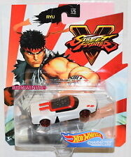 HOT WHEELS 2020 STREET FIGHTER MIX A RYU #1/5 CHARACTER CARS