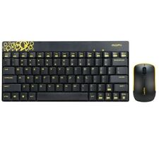Gaming Keyboard&Mouse Wireless USB Mofii GO180 Set For PC Laptop Desktop Mac