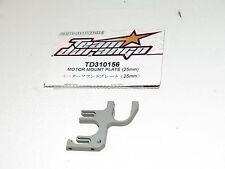 TEAM DURANGO TD310156 Motor Mount Plate 25mm DEX410R/2010 Spec TDRC4224 TDRC4224
