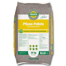 Beckmann professionnel PROVITA ® Plantez-Pellets Bio 25 kg plantes Engrais NPK-e...
