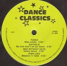 Cats 'n' Jammer Kids  / C.J.&C.O./ Fuego / Papa Levi / Nathalie - Dance Classics