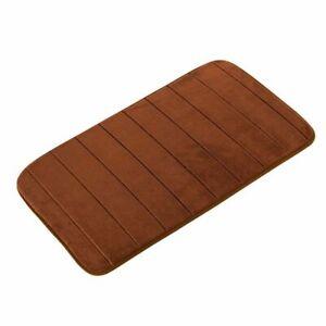 Water Absorption Bathroom Mat Rug Shaggy Memory Foam Mat Carpet Toilet Non Slip