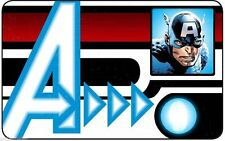 HEROCLIX - Captain America ID (AUID-103) - AGE OF ULTRON OP KIT