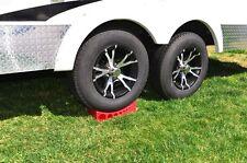 RV Leveling Ramps Camper Motorhomes Caravans Tire Wheel Chock Stabilizers Pads