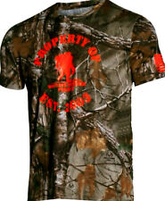 Under Armour Men's Wounded Warrior Project Camo Realtree Xtra T-Shirt # Small, S