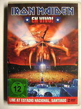 "IRON MAIDEN ""EN VIVO"" - 2 DVD"