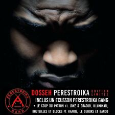 Perestroïka (inclus un écusson Perestroika Gang) - Dosseh -CD NEUF sous blister.