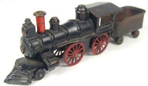 Wilkins antique cast iron train loco tender