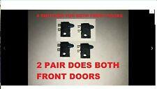 4-Cadillac CTS,STS Doors Handle Bracket MICRO SWITCHES! All Passive Locks SAVE$$