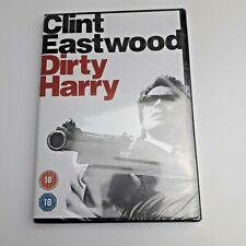 Dirty Harry [1971] (DVD) Clint Eastwood, Andrew Robinson, Harry Guardino sealed