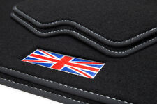 Exklusive Union Jack Fußmatten für Mini Clubman R55 Bj. 2007-2014