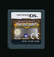 Nintendo DS - DRAGONS Combat of Giants.....(Cart Only)........Fast Post