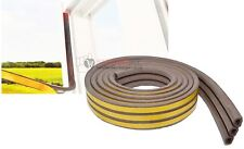 New 6m Foam Draught Excluder Weather Seal Strip Insulation Door Window
