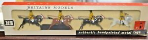 Vintage Britains Models Authentic Hand Painted Metal Toys India Skinner Horse