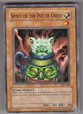 YU-GI-OH Spirit of the Pot Of Greed Com ENGLISCH IOC-009 Geist des Topf der Gier