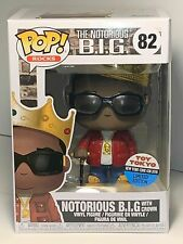 Pop! Rocks: Notorious B.I.G. with Crown - 2018 Toy Tokyo #82