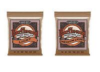 12 Combo Pack! 12 Packs!  Ernie Ball 2148 2146 Earthwood Acoustic Guitar Strings