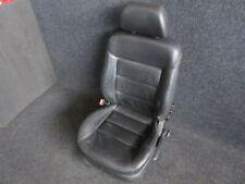 LEDER Fahrersitz VW Passat 3BG Sportsitz Sitz Ausstattung schwarz