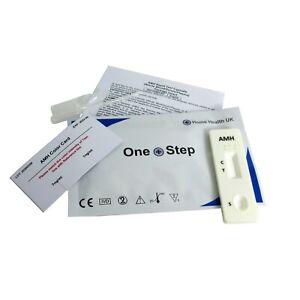 5 x AMH PCOS Ovarian Reserve Fertility Test