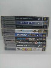 Mixed UMD PSP Bundle - Ice Age, Matrix, Family Guy, The Simpsons etc