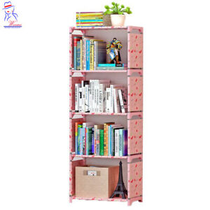 2021 New Creative Simple Bookcase Storage Rack Standing Reading Display For Book