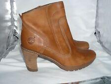"Timberland ""3619R"" Stratham Heights, Women's Ankle Boots, Dark Tan ,UK 6/EU 39"